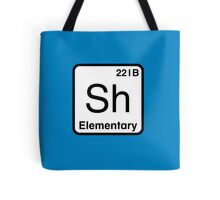 The Atomic Symbol for Detection  Tote Bag