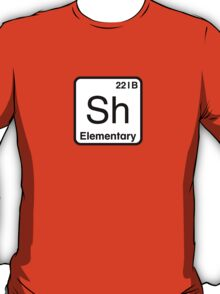The Atomic Symbol for Detection  T-Shirt