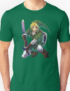 Just... Link.  Unisex T-Shirt