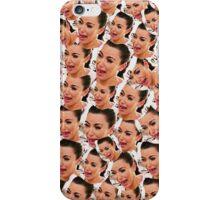 Kim Kardashian inspired  iPhone Case/Skin