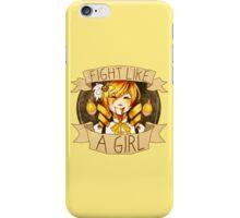 Fight Like A Girl: Mami iPhone Case/Skin