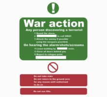 war Action by Alx West