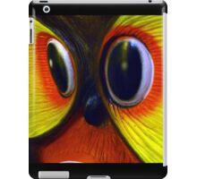 Plastic Owl iPad Case/Skin