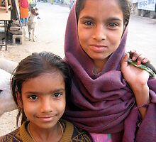Sisters Rajasthan by rochelle