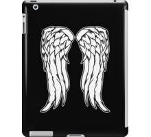 Daryl Dixon Angel Wings - The Walking Dead iPad Case/Skin