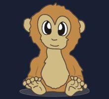 Baby Monkey Kids Tee