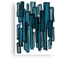 Orderly Chaos Canvas Print