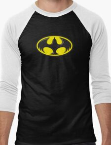 Christian Dove Hero Men's Baseball ¾ T-Shirt