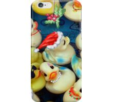 The Christmas Party iPhone Case/Skin