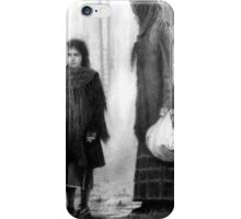 The great Depression, Mother and Daughter iPhone Case/Skin