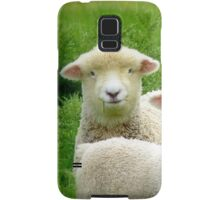 The Red Bubble Definition of Cute! - Lambs - NZ Samsung Galaxy Case/Skin