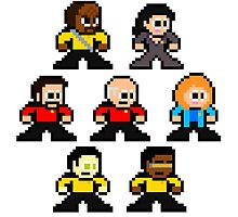 8-bit ST:TNG by 8 Bit Hero