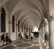 Il Palazzo Ducale by kuntaldaftary