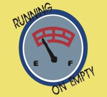 RUNNING ON EMPTY T-Shirt