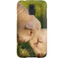 We Know We're Cute & Cuddly...!- Lambs - NZ Samsung Galaxy Case/Skin