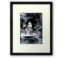 Cauldron Framed Print