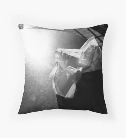 Napkin Throw Pillow