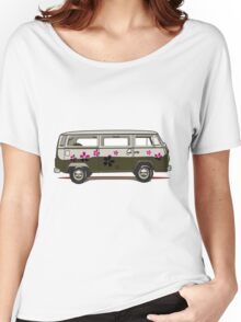 VW combi Women's Relaxed Fit T-Shirt