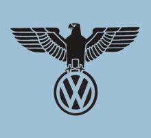 Volkswagen vintage logo Kids Clothes