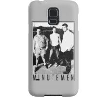Minutemen - Light Shirts/Totes/Stickers/Pillows! Samsung Galaxy Case/Skin