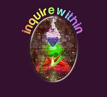 inquire within (rainbow meditation) by neekos