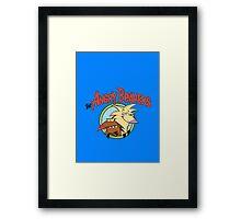 Angry Beavers Framed Print