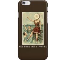 Neutral Milk Hotel  iPhone Case/Skin