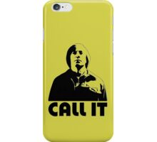 CALL IT - No Country for Old Men iPhone Case/Skin
