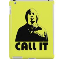 CALL IT - No Country for Old Men iPad Case/Skin