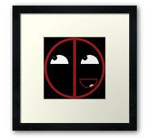 \Deadpool\ Framed Print