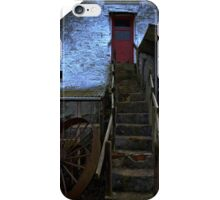 The Flaxmill Steps iPhone Case/Skin