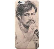 "Caleb Hyles, ""Auburn Sings""  iPhone Case/Skin"