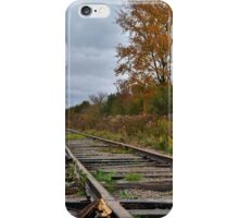 Way On Down The Line iPhone Case/Skin