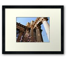 palace of fine arts Framed Print