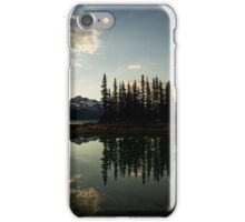 Sunrise Over Garibaldi Lake iPhone Case/Skin