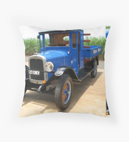 1927 Chev Throw Pillow