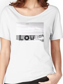 Cape Charles. Women's Relaxed Fit T-Shirt