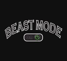 Beast Mode by traptgas