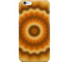 Coniferous Magic Mandala iPhone Case/Skin