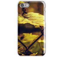 Fenced iPhone Case/Skin