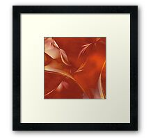 WINGS FOR FLYING Framed Print