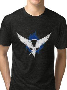 Angel Bluemoon Tri-blend T-Shirt