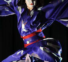 Geisha Ninja by Stuart Blythe