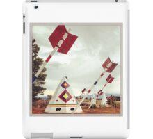 Westward Ho! iPad Case/Skin