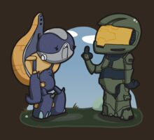 Poor missunderstood grunt... by Aniforce