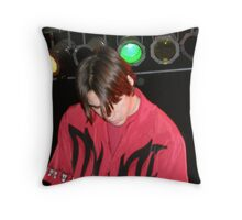 Paradyme's new addition Chris Throw Pillow