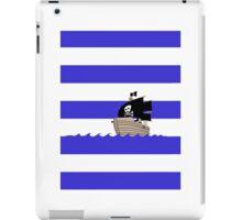 Pirate Stripes iPad Case/Skin