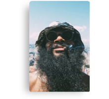 Juice - Flatbush Zombies Canvas Print