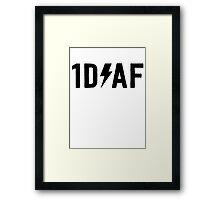 1DAF Framed Print