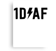 1DAF Canvas Print